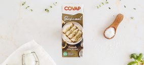 Covap presenta una bechamel tradicional y sin gluten