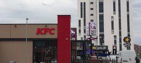 KFC amplía con AmRest su presencia en Madrid y Asturias