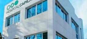 Hospital Capilar anuncia su plan de implantación en España