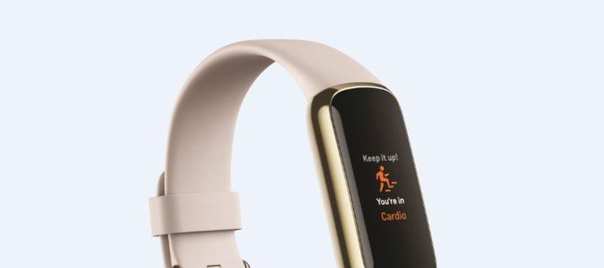 Fitbit presenta Luxe, ampliando la carta de servicios