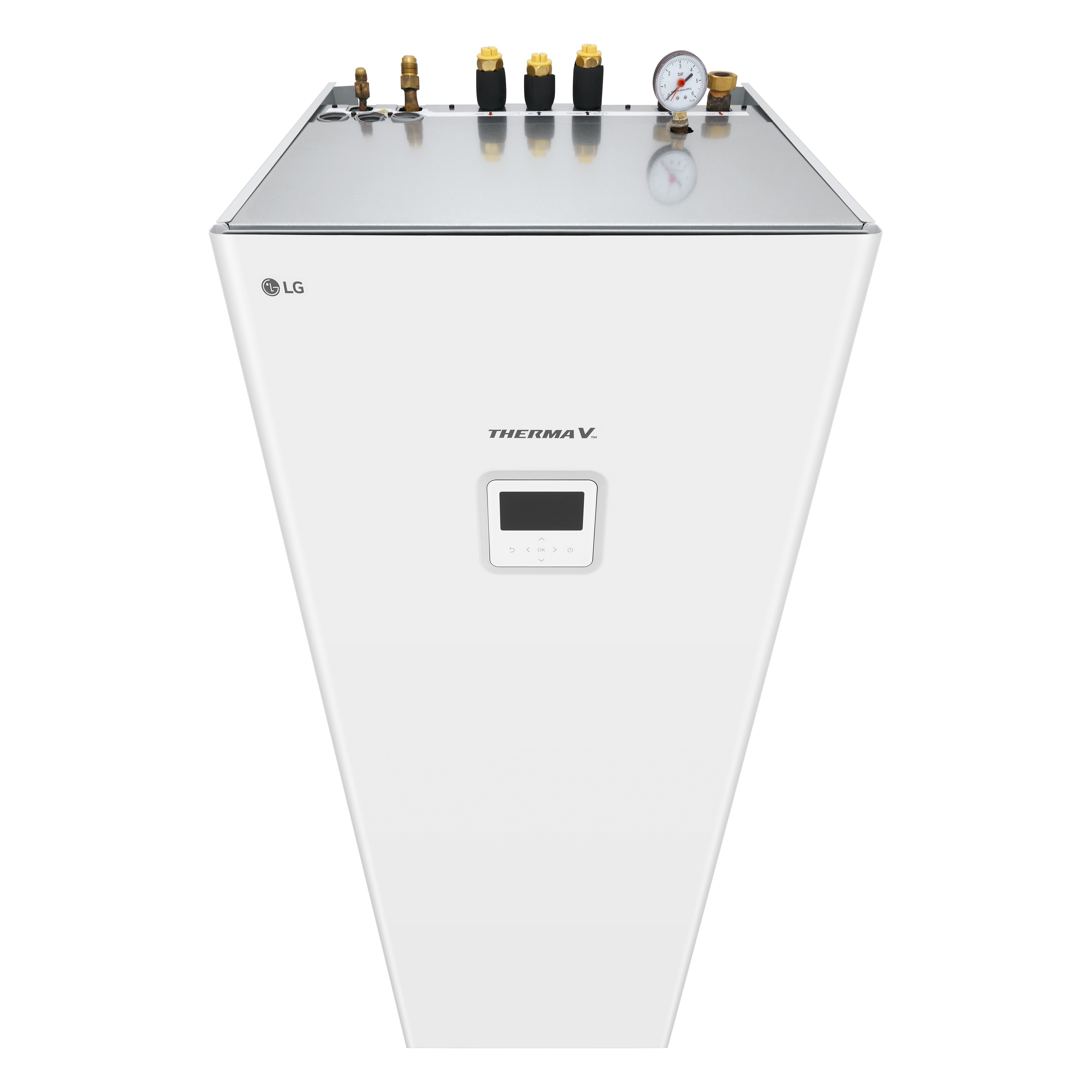 LG instala el sistema de climatización Therma V en Quabit Riverside en Benahavís