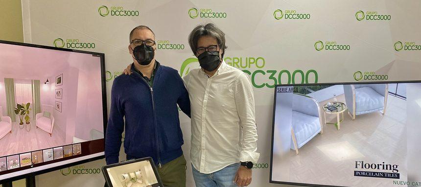 Grupo DCC 3000 y Valentia Ceramics renuevan su acuerdo comercial hasta2023