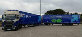 Calsina Carré incorpora un dúo tráiler y nuevos furgones