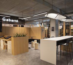 Gabarró inaugura nuevo showroom en sus instalaciones centrales