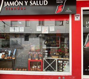 Jamón y Salud planta cara a la crisis del ibérico con sus tiendas