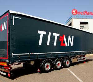 Leciñena presenta Titán, su nueva línea de vehículos de peso reducido