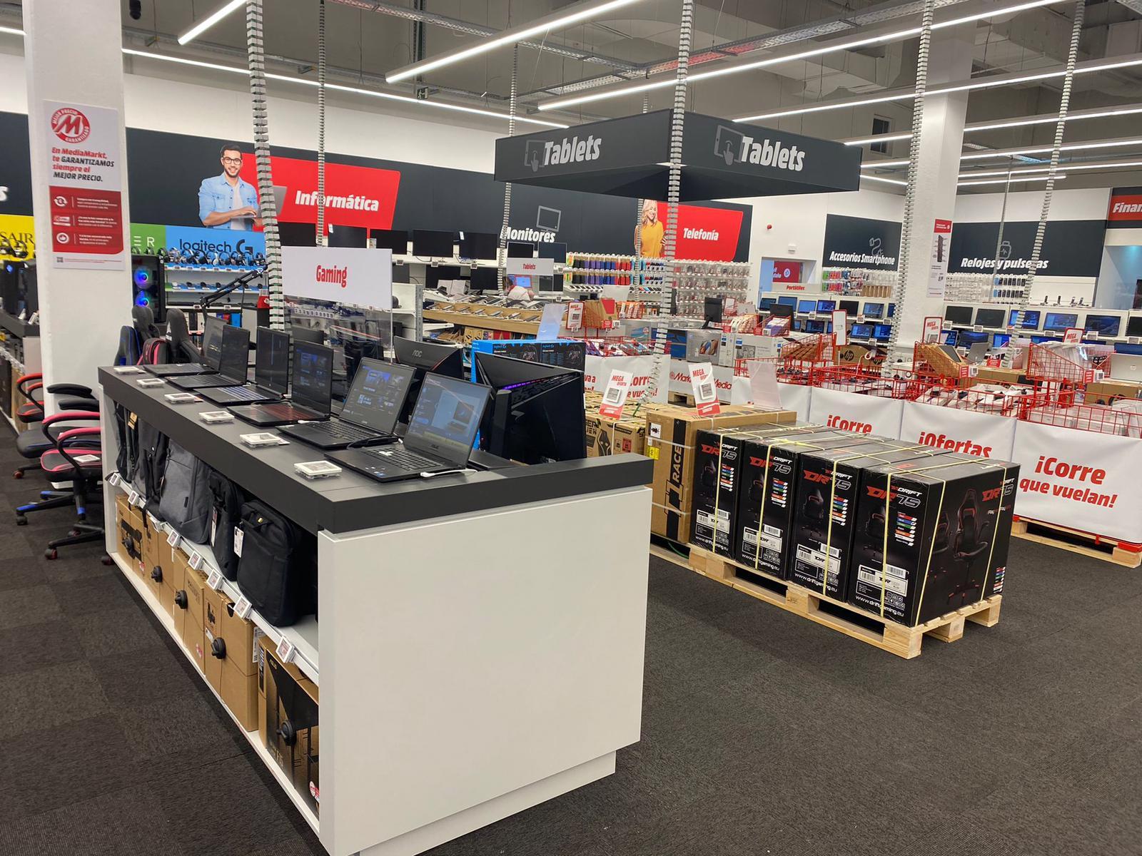 MediaMarkt estrena en AireSur, Sevilla, el formato de conveniencia con el que contempla abrir hasta 40 tiendas