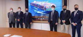 TTI Algeciras refuerza los tráficos con Oriente