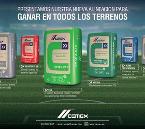 Cemex presenta nuevos sacos de cemento