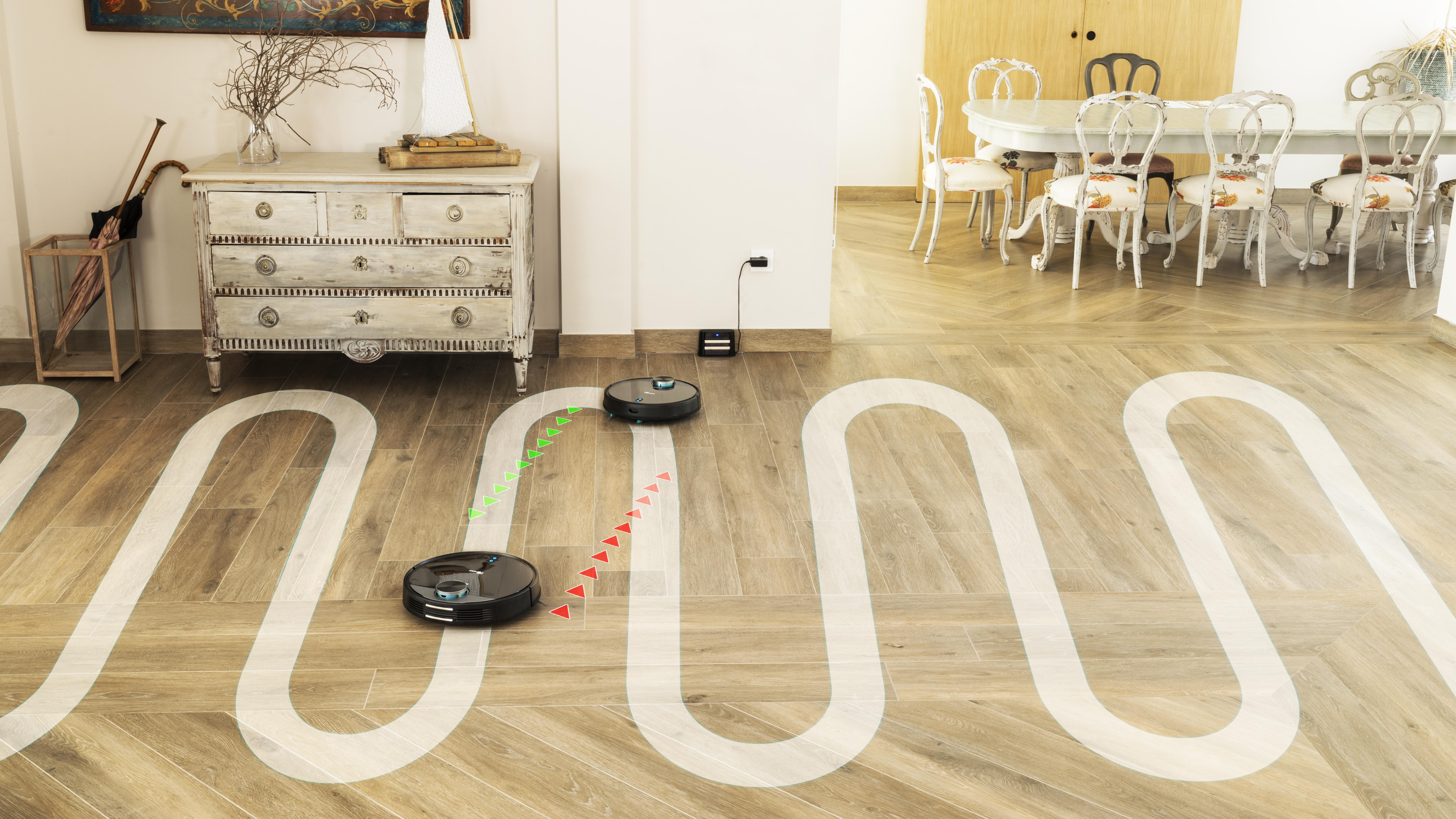 Cecotec presenta la nueva serie Conga 3890 con mapeo láser profesional