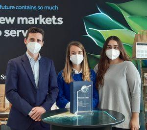 La solución 'BanaBag 'triunfa en los Better Planet Packaging Awards de Smurfit Kappa