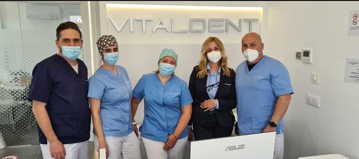 Vitaldent alcanza las 48 clínicas en la Comunidad de Madrid