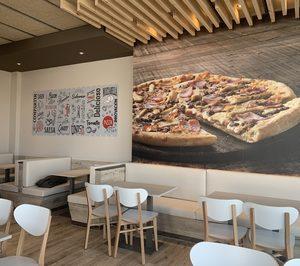 Telepizza sustituye su antiguo local de Premià de Mar por otro nuevo