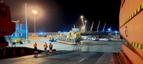 Decoexsa traslada maquinaria ferroviaria de 500 m3 de Arabia a España