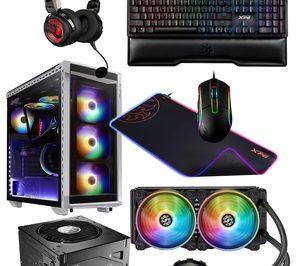 MCR incorpora a su portfolio los accesorios para gaming de la marca XPG