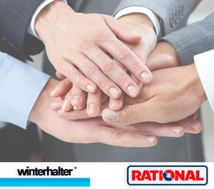 Winterhalter y Rational desarrollan un plan formativo para mejorar el trabajo en las cocinas industriales del sector horeca