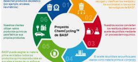 BASF, Quantafuel y Remondis unen esfuerzos para cooperar en el reciclaje químico