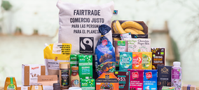 El número de productos de comercio justo Fairtrade crece un 8% en España