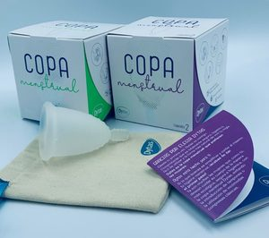 La copa menstrual 'Dytas', alternativa sostenible de Norwich and Barstom Develops para la higiene íntima
