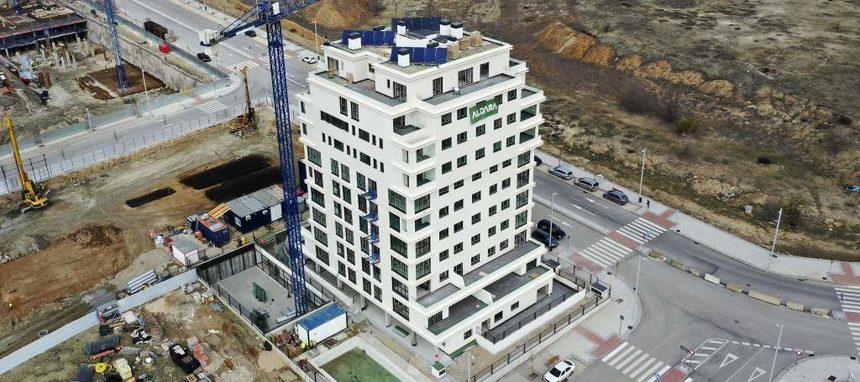 Aldara Construcciones ejecuta obras residenciales por más de 170 M€