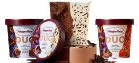 Haagen-Dazs crece a doble dígito en retail y lanza su gama DUO