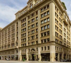 Único Hotels busca la firma de otro sale & lease back para el barcelonés Grand Hotel Central