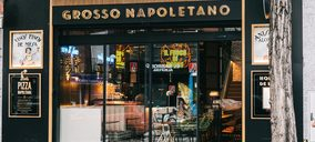 Grosso Napoletano apuesta por nuevas ubicaciones al abrir en Vallecas y Majadahonda