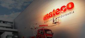 La alquiladora de maquinaria Mateco estrena nueva delegación