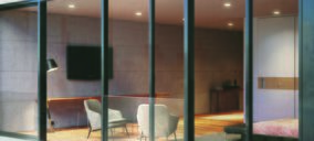 Wicona presenta su nuevo sistema de barandilla integrada en carpintería