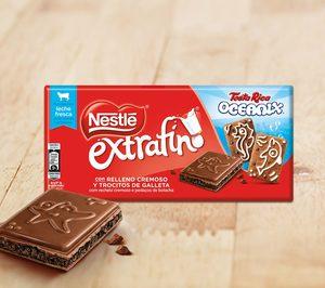 Nestlé y Adam Foods extienden su cobrading