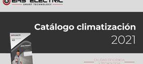 Eas Electric lanza su nuevo catálogo de climatización 2021