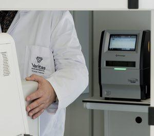 Veritas Intercontinental inaugura su nuevo laboratorio de genómica en Barcelona