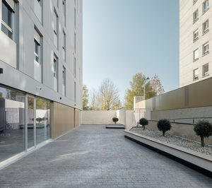 CleceVitam abre su nueva residencia Pardo Bazán en Vigo