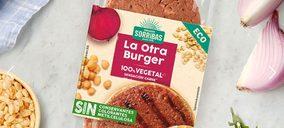 La veggie-bío Sorribas acelera en refrigerado, prueba en convencional y crece en la distribución