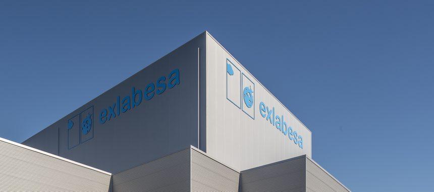 Exlabesa incorpora una nueva prensa de extrusión de aluminio
