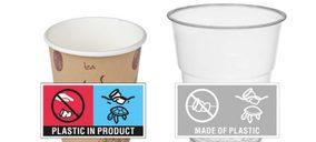 Los fabricantes de vasos de plástico protestan por la nueva normativa de marcado