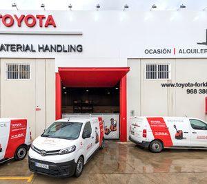 Toyota Material Handling implementa cambios en su equipo directivo español y europeo