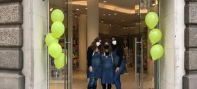 Eurekakids se traslada a una tienda inaugurada bajo su nuevo concepto en la Rambla Catalunya