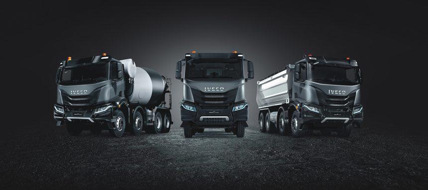Iveco lanza el nuevo T-Way, su nuevo camión para fuera de carretera