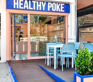 Healthy Poke amplía su red comercial