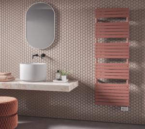 Irsap presenta el radiador decorativo Xilo