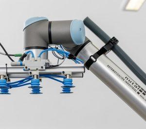 Nutai, Universal Robots y Festo mejoran la movilidad de un robot colaborativo