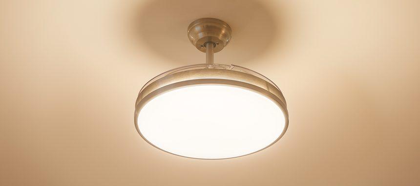 Signify amplía su gama de ventiladores de techo con iluminación