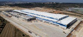 La contratación inmologística en Valencia crece un 20% durante 2020