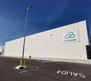 La china YunExpress se instala en España