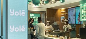 La enseña de heladerías de D+1 inicia su expansión en España