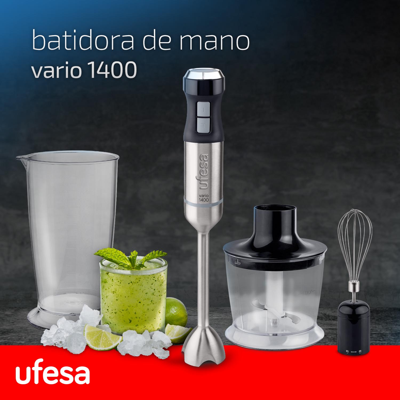 Ufesa suma la gama de batidoras Vario y una panificadora