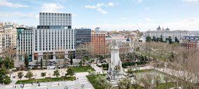 El lujoso VP Plaza de España Design retoma su actividad