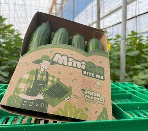 Saica Pack desarrolla un packaging para una hortofrutícola almeriense