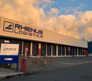 Rhenus amplía sus instalaciones de Irún